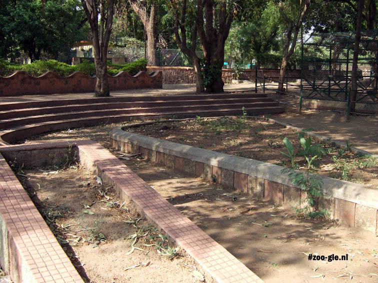 2008 De dierentuin van Aurangabad ligt in het stadspark