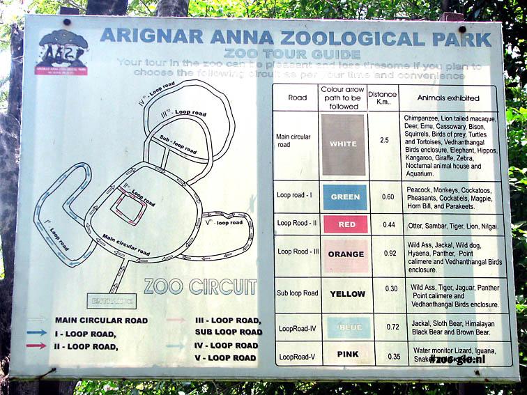 """2008 De route voor de bezoekers heeft diverse <span lang=""""EN""""><em>loops</em></span>"""