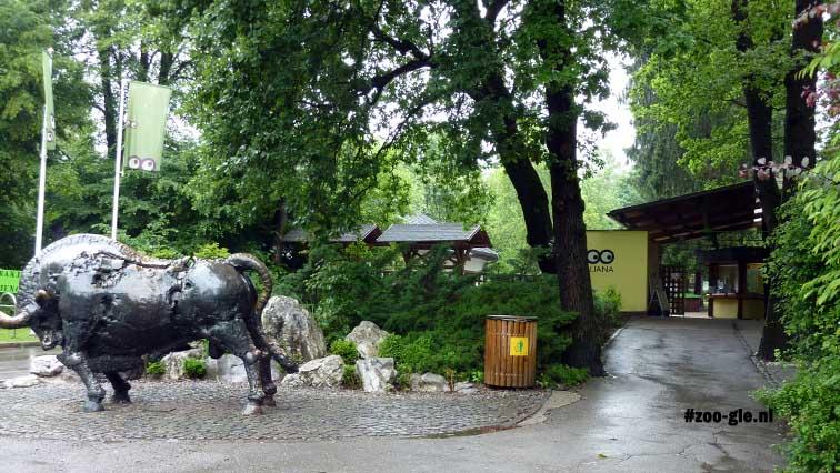 2010 Ingang Ljubljana zoo