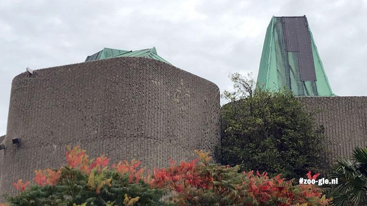 2019 Casson Pavilion (1962-5) sterk als een olifant