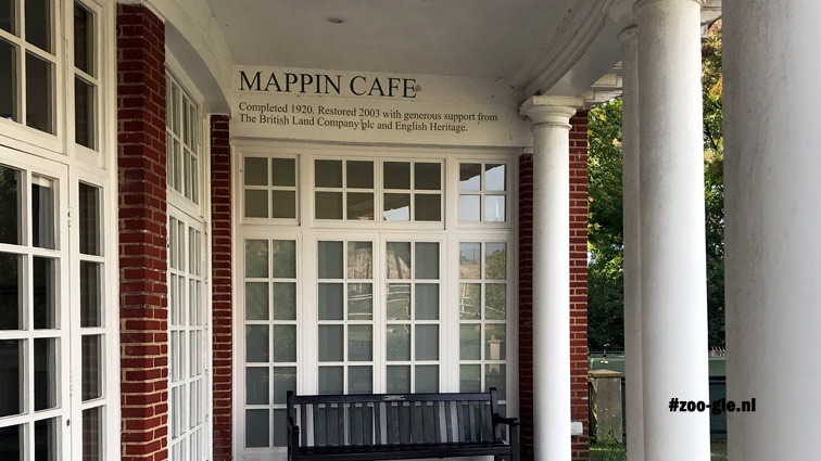 2019 Mappin Pavilion or Cafe