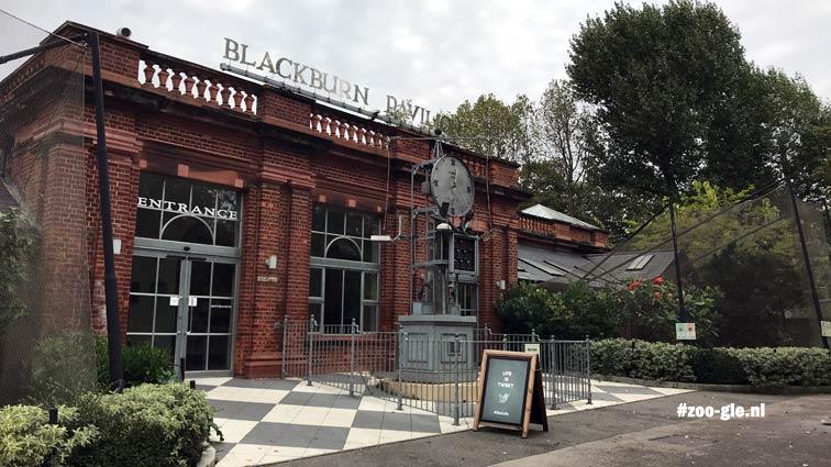 2019 Victoriaans Blackburn Pavilion (1882)