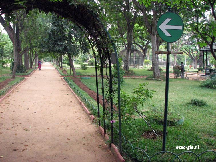2008 De oude zoo
