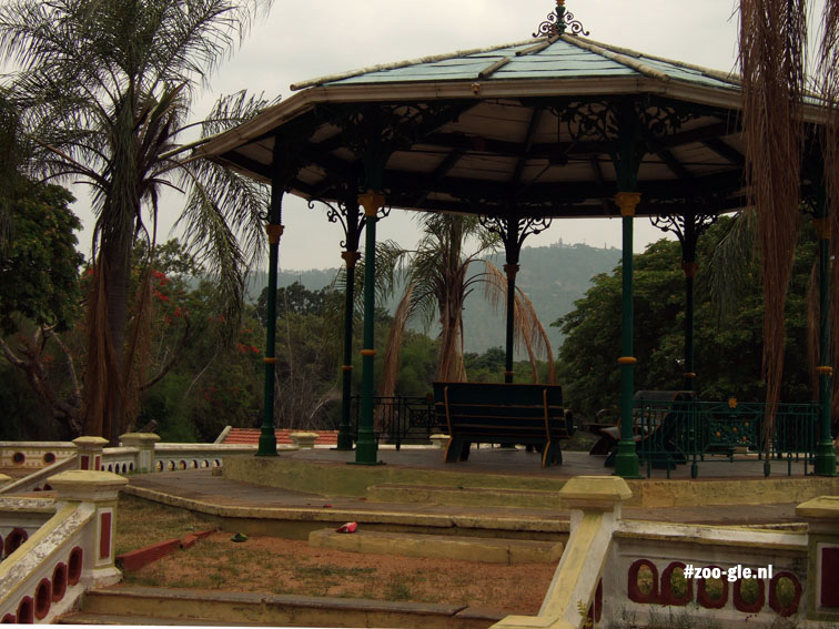2008 Pavilion in the old zoo