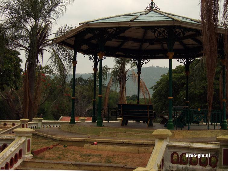 2008 Paviljoen in het oude deel van de zoo