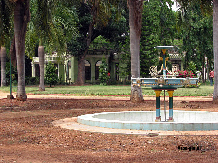 2008 Old fountain