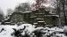 2005 Bokkenrots in lijn met de naturalististische trend Hagenbeck