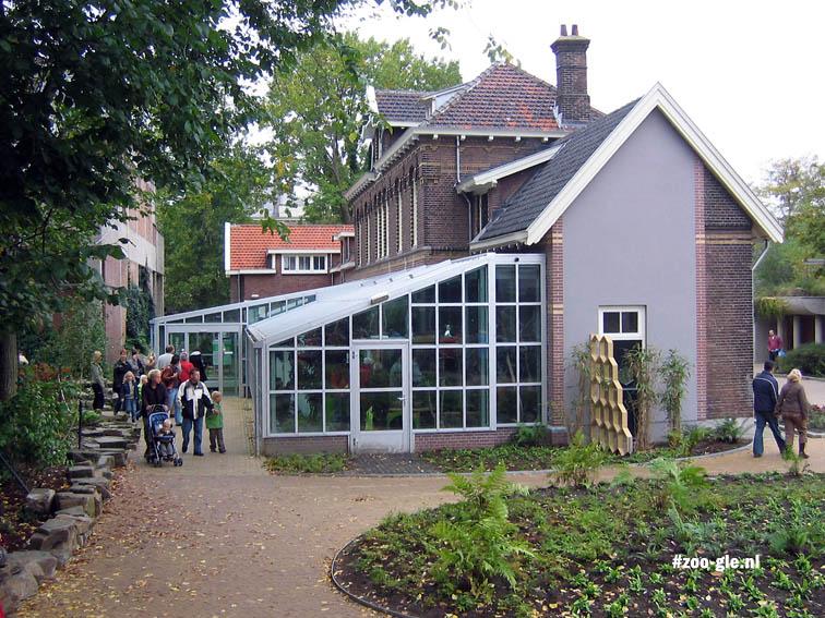 2006 Een nieuw Insectarium