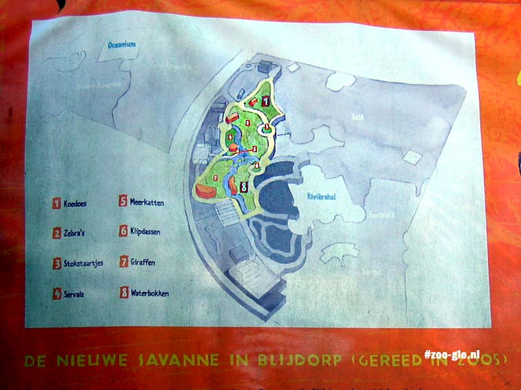 2005 The planning for the savanna