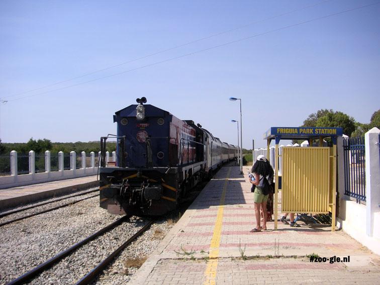 2005 Friguia Park Station