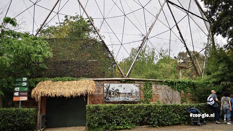 2019 Geodetic bird dome by De Vico