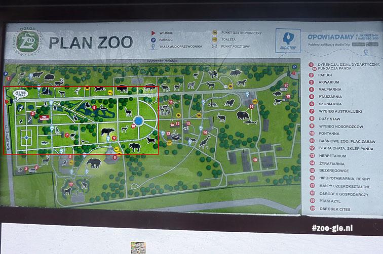 2016 Een zoo van oorspronkelijk 12 en nu 40 hectare