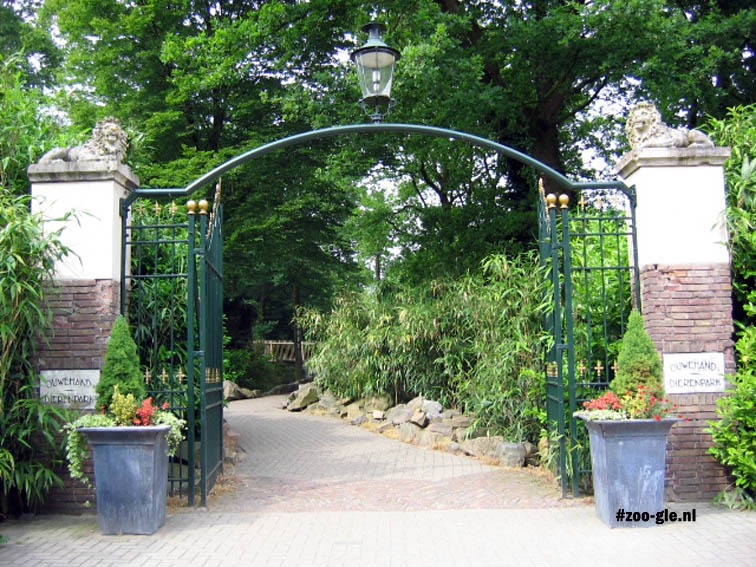 2005 De oorspronkelijke ingang
