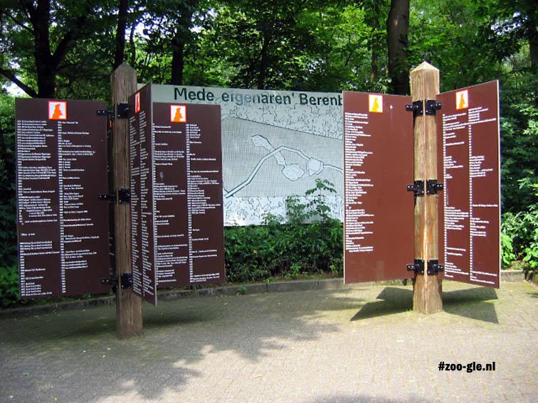 2005 Verkaveling van het berenbos