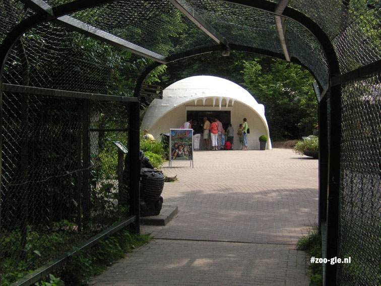 2005 At the end of the bear tunnel