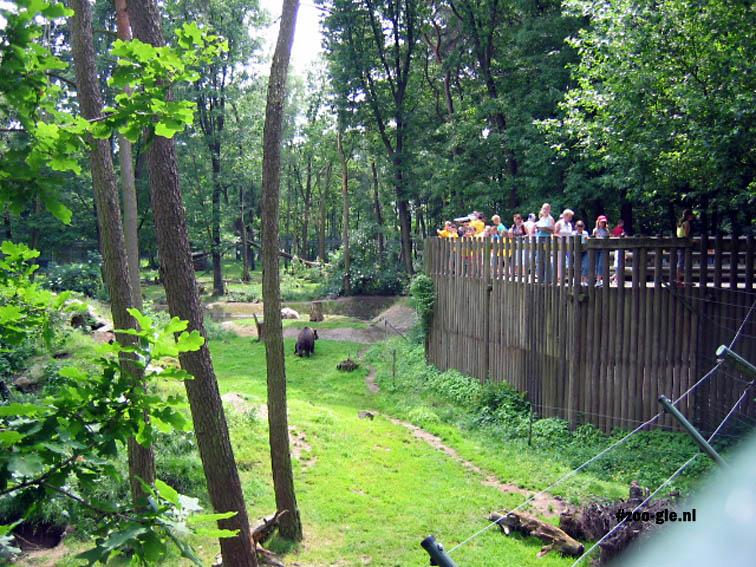 2005 Zicht op het berenbos