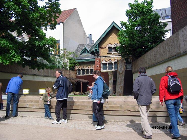 2005 Ingesloten door de stad
