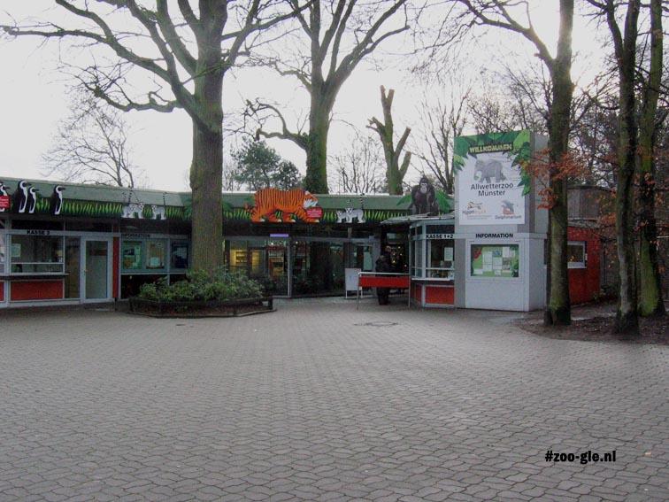 2007 Entrance Allwetterzoo