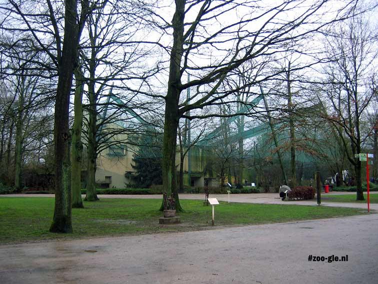 2007 Gieren- en wouwenvolière