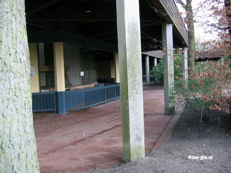 2007 Overdekt wandelpad van de Allwetterzoo