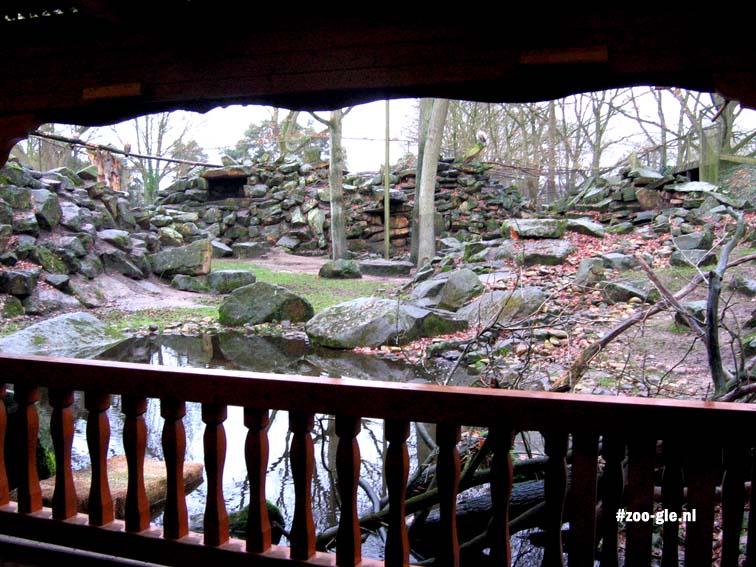 2007 Observatieplek bezoekers gierenvolière