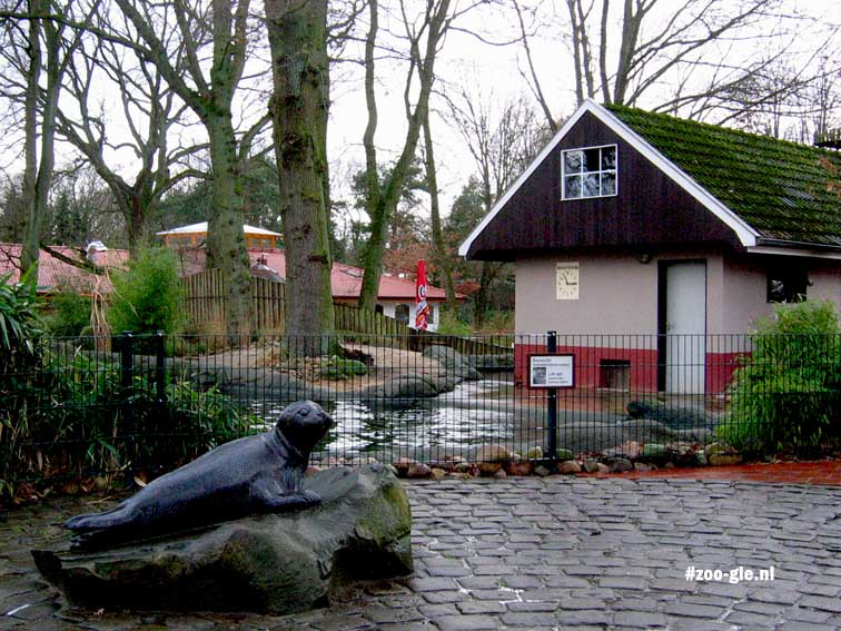2007 Seal (In 2004 seal Hannes escaped from this zoo)