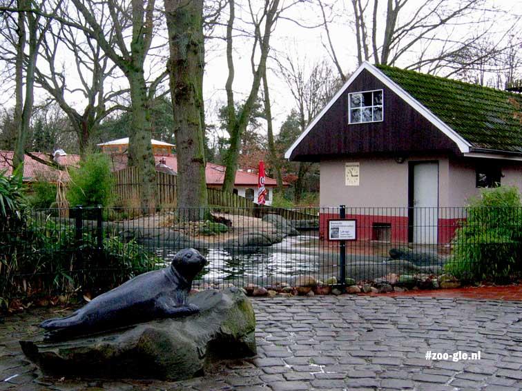 2007 Zeehond (2004 ontsnapte zeehond Hannes uit deze zoo)