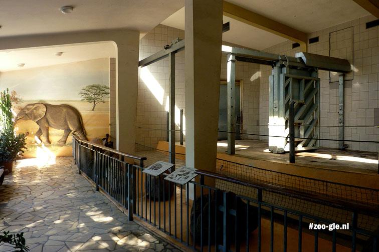 2013 Interieur olifantenhuis