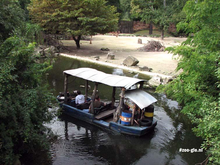 2007 Zambezi river
