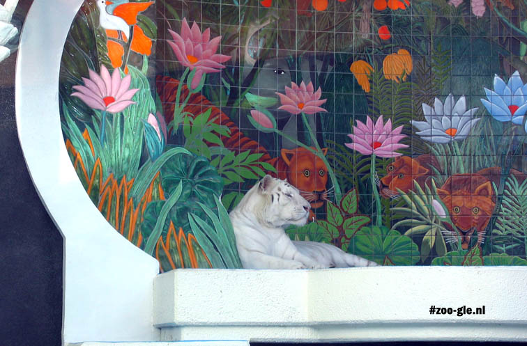 2006 White Tiger Habitat The Mirage