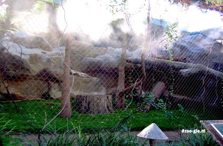 2006 S & R's Secret Garden, misting system