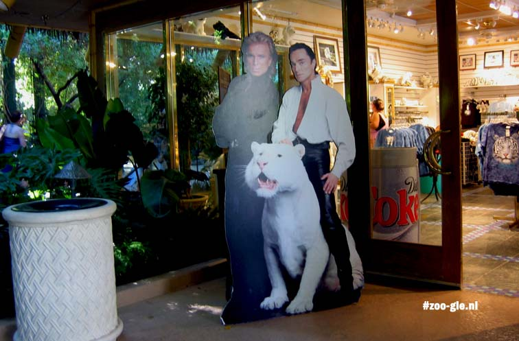 2006 Siegfried & Roy