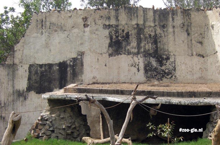 2009 Oude vestingmuren Fort Purana Qila