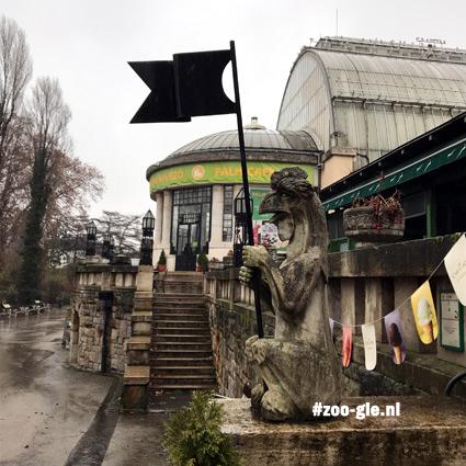 2019 Bij het Palmhuis zoo Boedapest