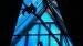 2019 Australiehuis: vleermuis in driehoekige glazen dakkapel