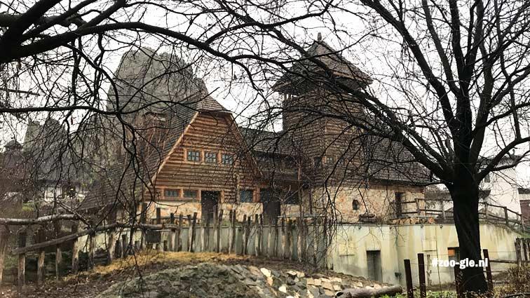 2019 Replica 2010 van het Kós en Zrumeczky-Buffelhuis 1912