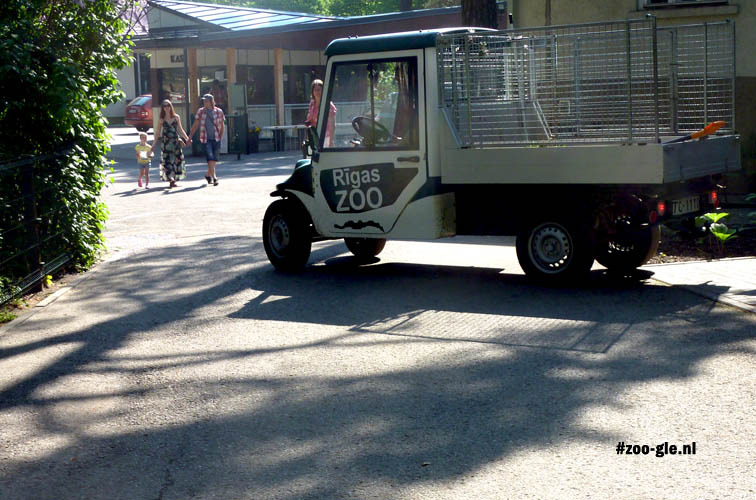 2014 Zookeeper's vehicle