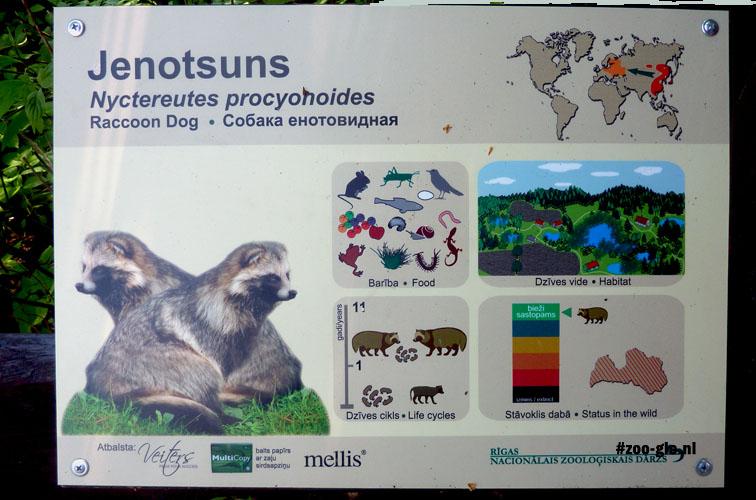 2014 Zoo doen ze aan educatie in zoo Riga