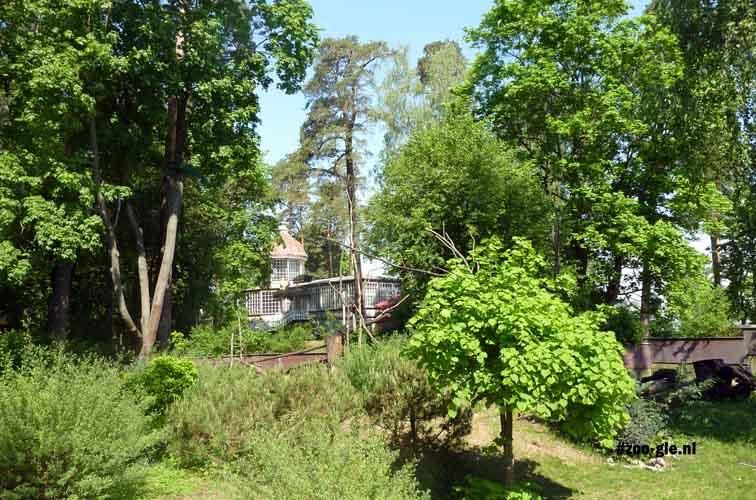2014 Impressie groene dierentuin van Riga