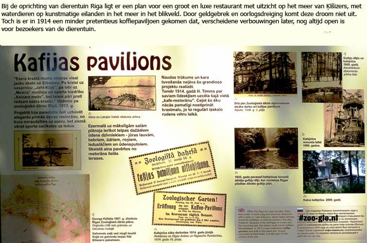 2014 Geschiedenis koffiepaviljoen zoo Riga