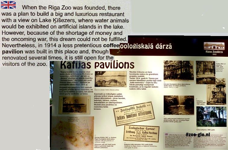 2014 History coffee pavilion zoo Riga