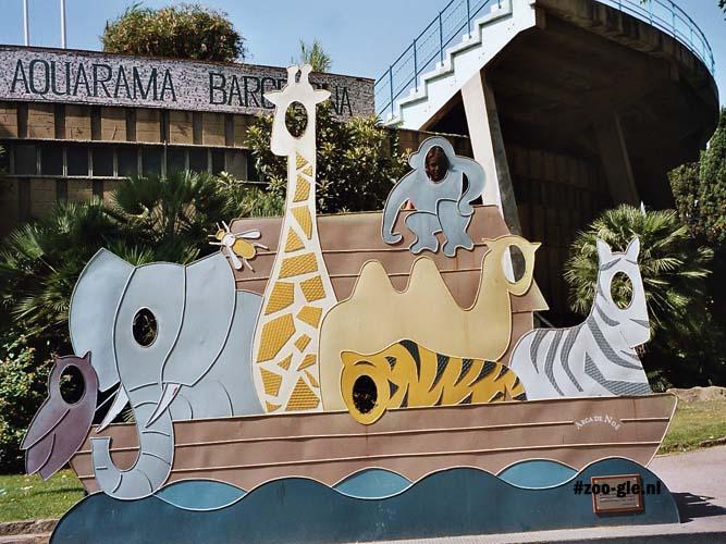 2002 Barcelona zoo