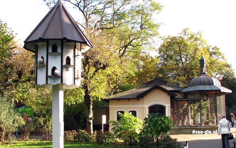2007 Dovecote and birdhouse 1907