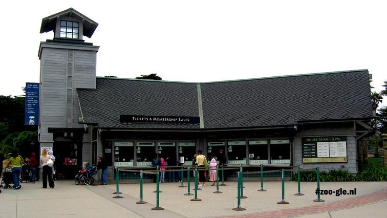 2006 Entrance San Francisco Zoo