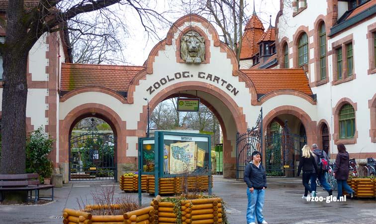 2010 Hoofdingang zoo Leipzig