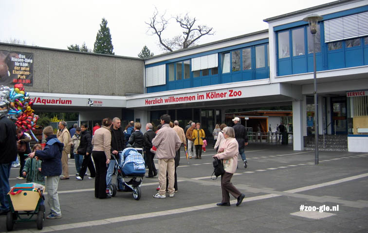 2005 Entrance Cologne Zoo