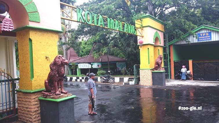 2017 Ingang Kota Malang of Taman Rekreasi Kota