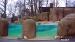 2007 Ontwerp Rasbach met afgeronde rotsblokken bij Zwartvoetpinguïns