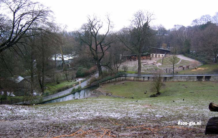 2007 Hilly landscaped zoo grounds