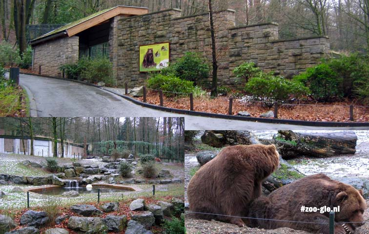 2007 Brown bear enclosure (1968)
